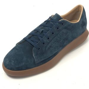 UNDER ARMOUR Sport Club 12 Low Suede Blue Sneakers